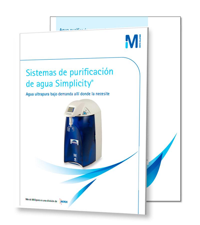 Sistemas de purificación de agua Simplicity®